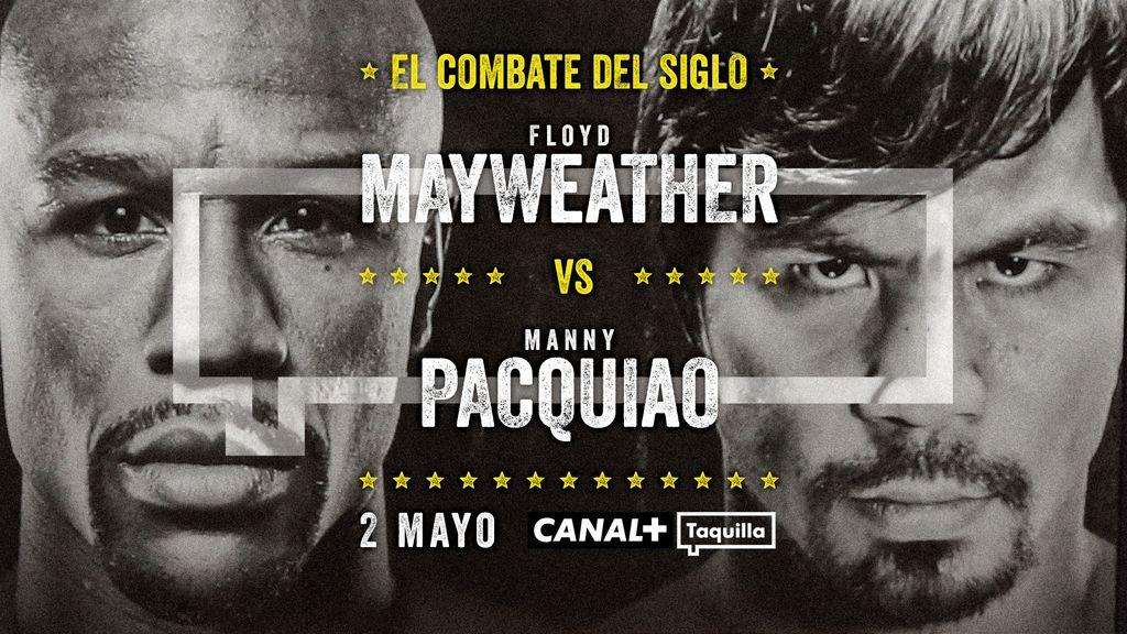Mayweather vs. Pacquiao. el 'combate del siglo'