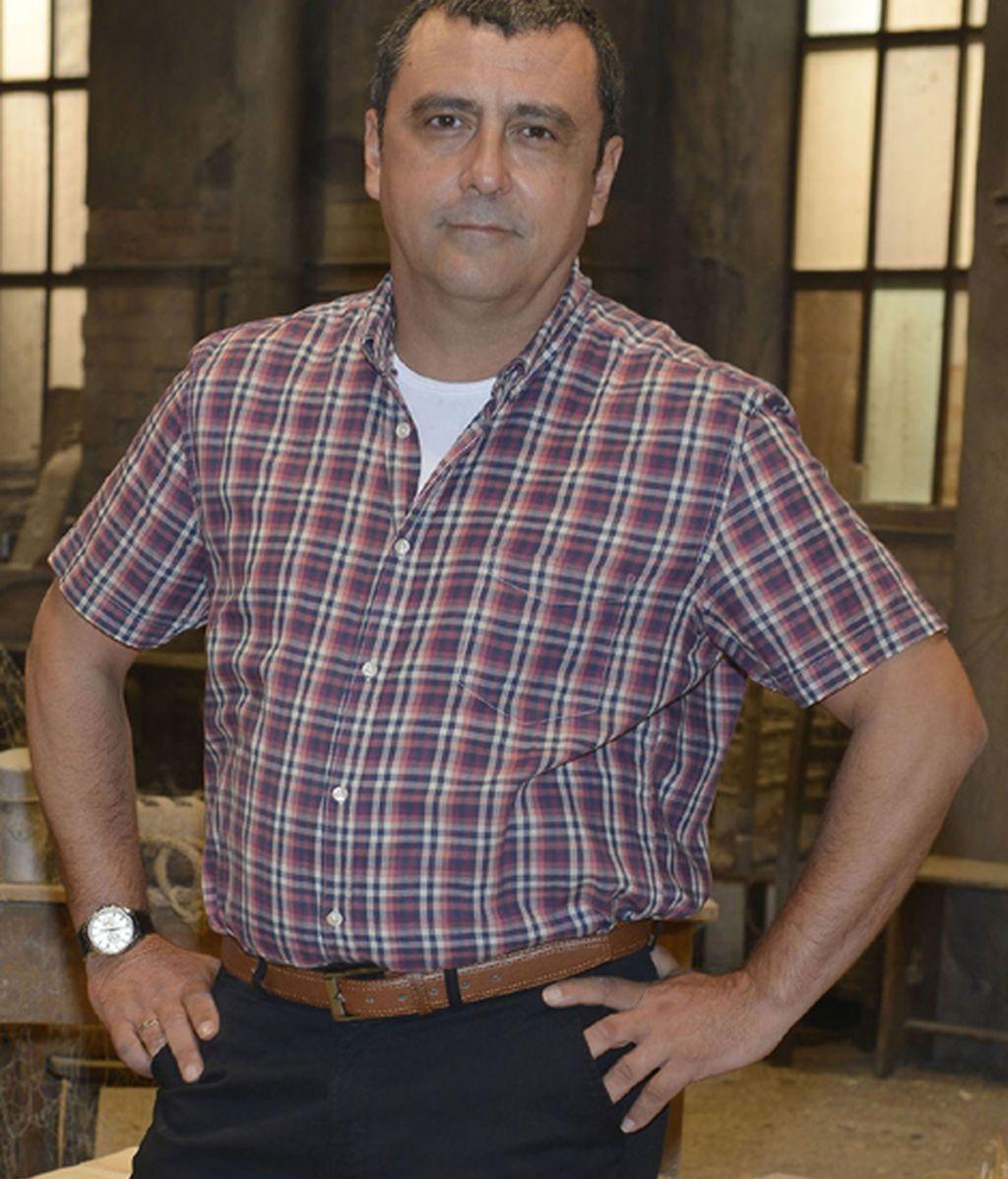 Paco Tous es Mario