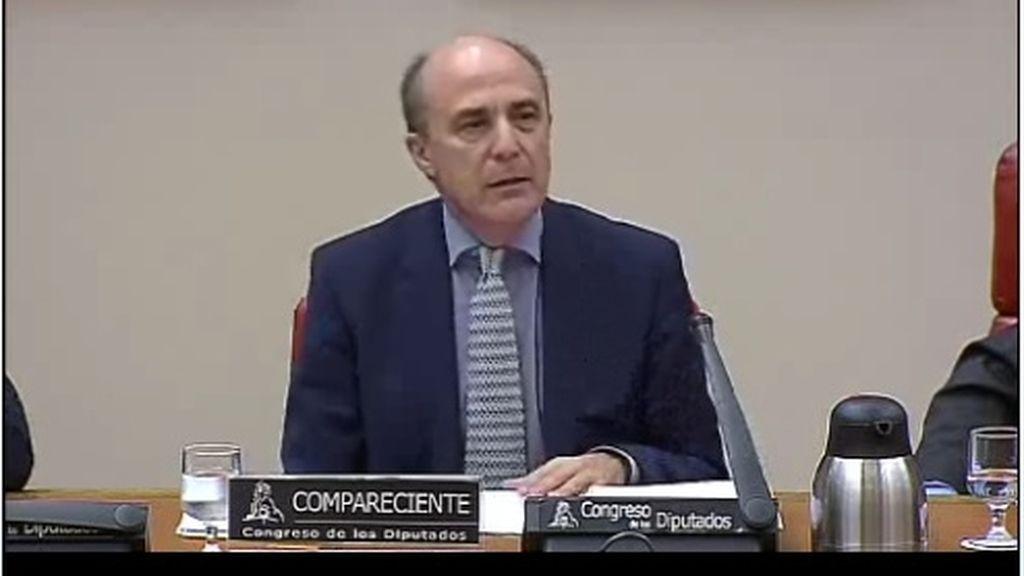 Enrique Alejo González, director general corporativo RTVE