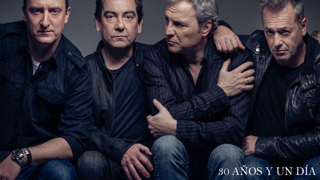 Las entradas para el concierto de Hombres G, 30 años y un día las puedes comprar en Taquilla Mediaset