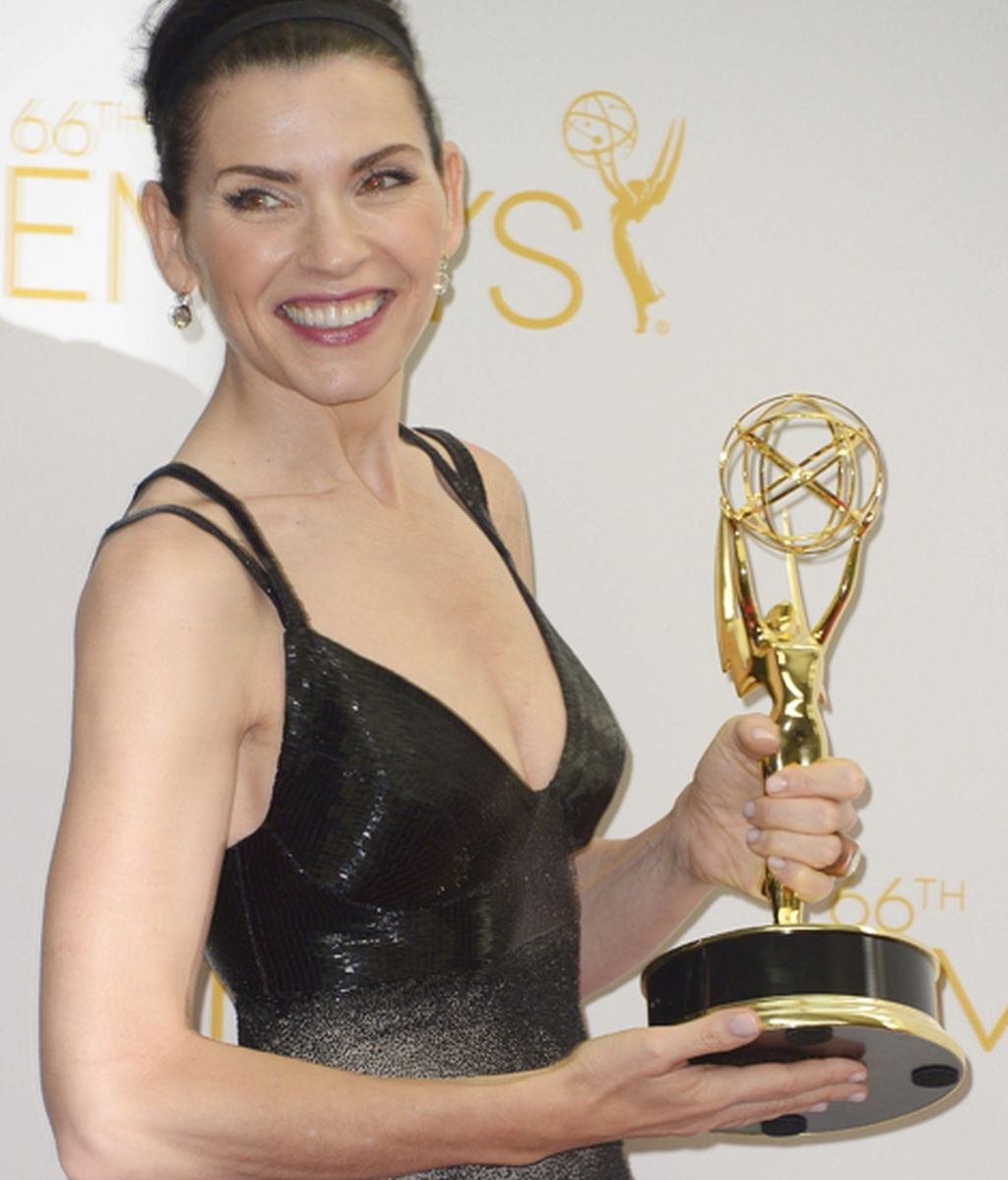 Julianna Margulies, mejor actriz de drama por 'The good wife'