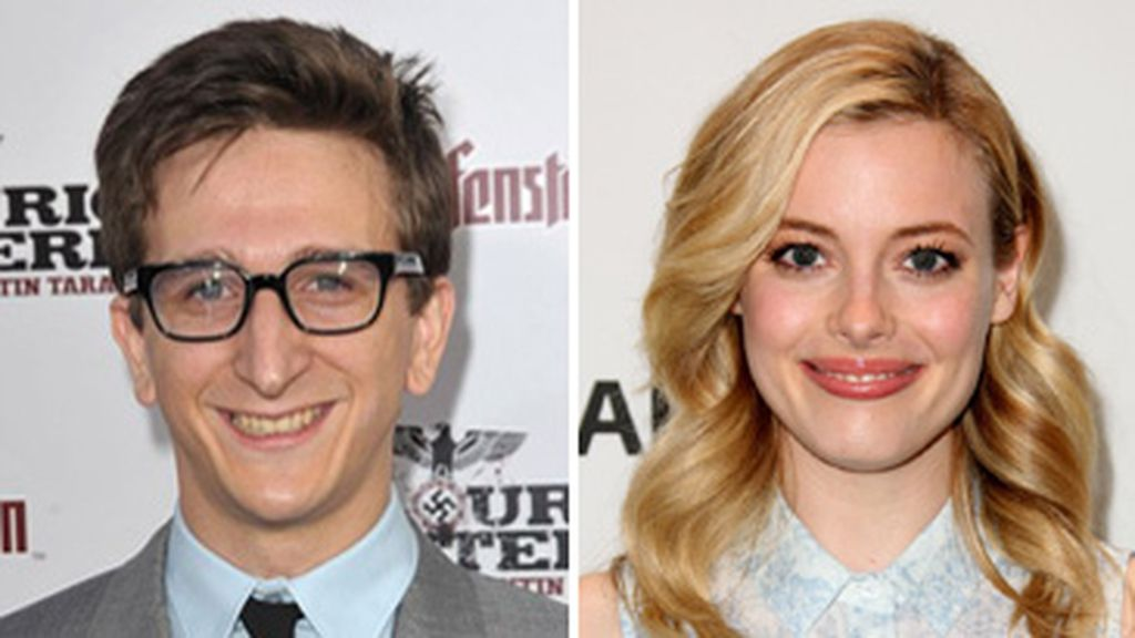 Paul Rust y Gillian Jacobs