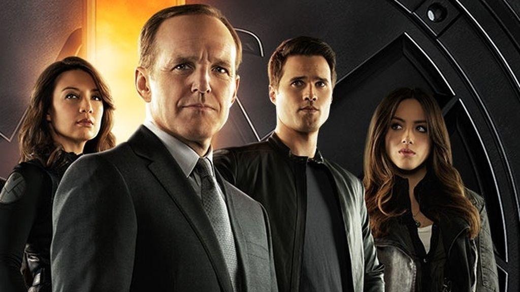 'Agentes de S.H.I.E.L.D.', serie de ABC