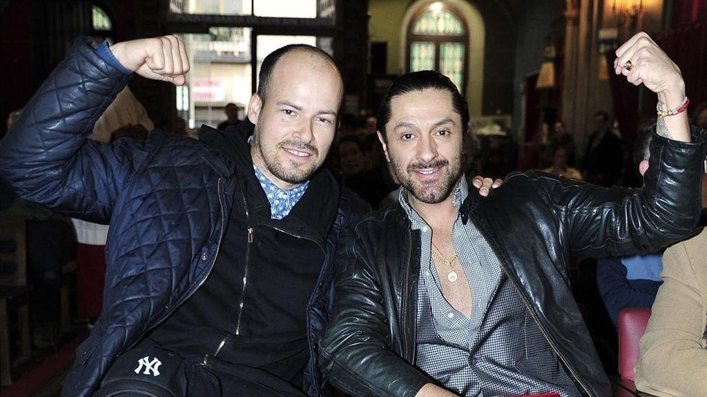 Olfo Bosé y Rafael Amargo participarán en 'Pekín Express' Italia