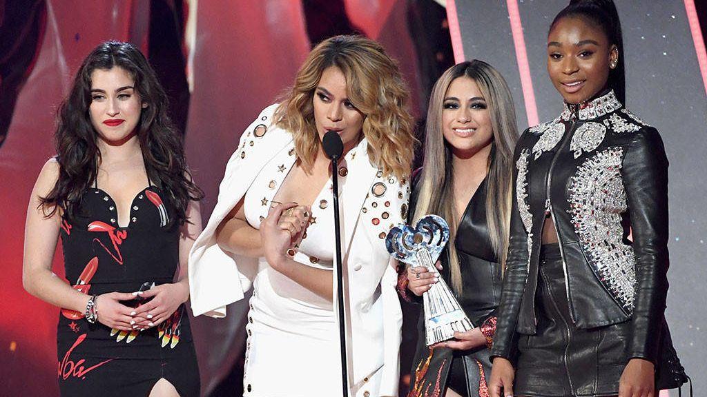 Fifth Harmony en los iHeartRadio Music Awards