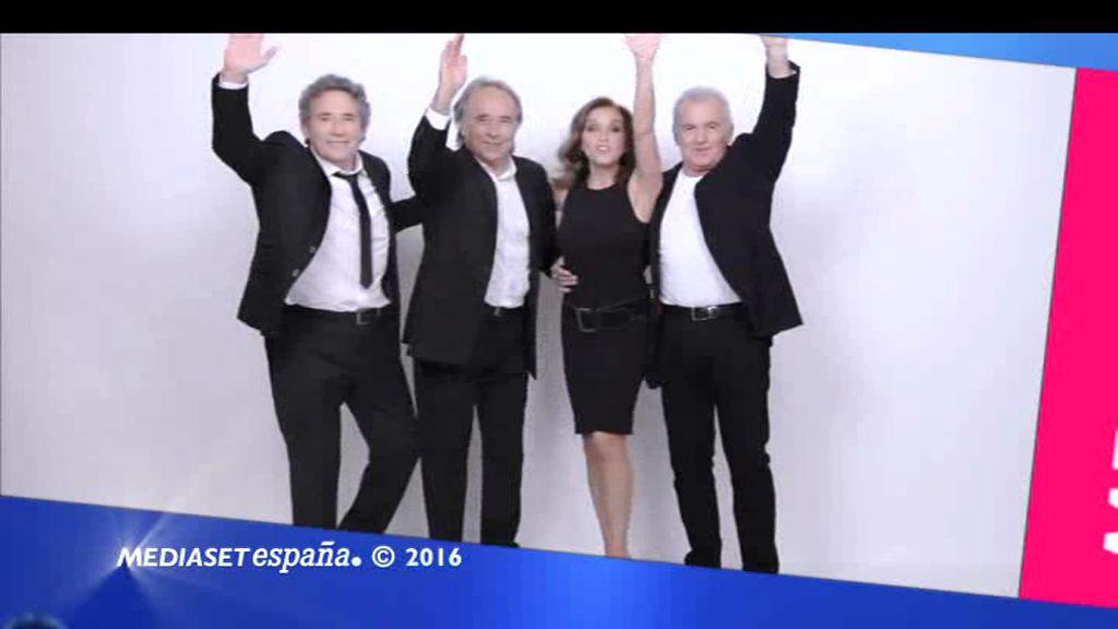 Taquilla Mediaset #133: Ana Belén, Víctor Manuel, Serrat y Miguel Ríos amplían su gira 'El gusto es nuestro'