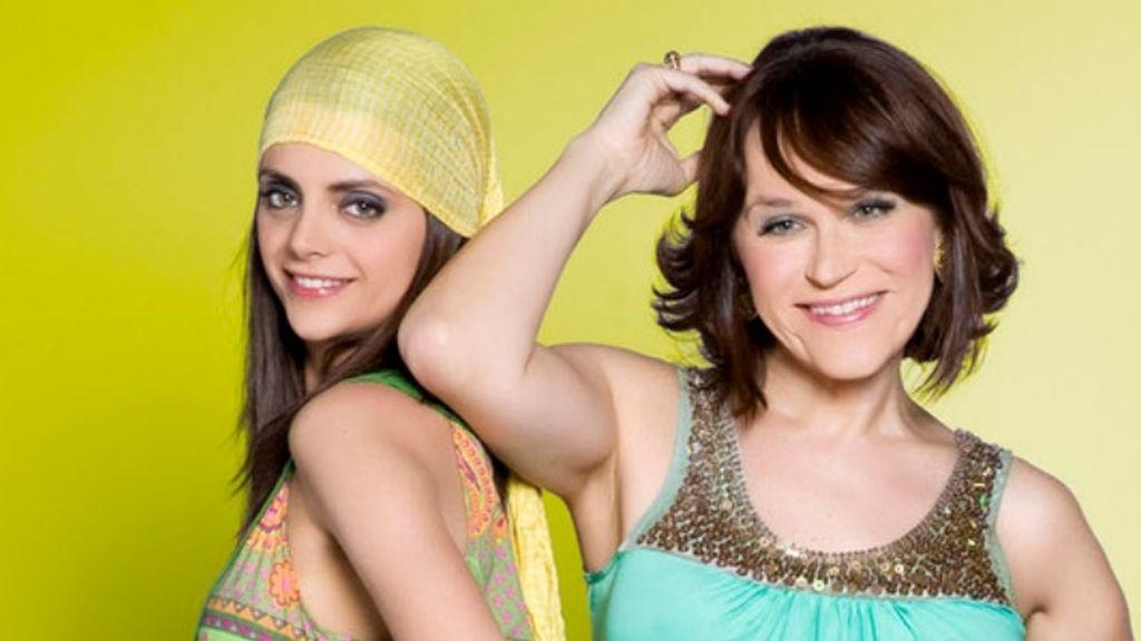 Macarena Gómez y Antonia San Juan como Lola y Estela en 'La que se avecina'