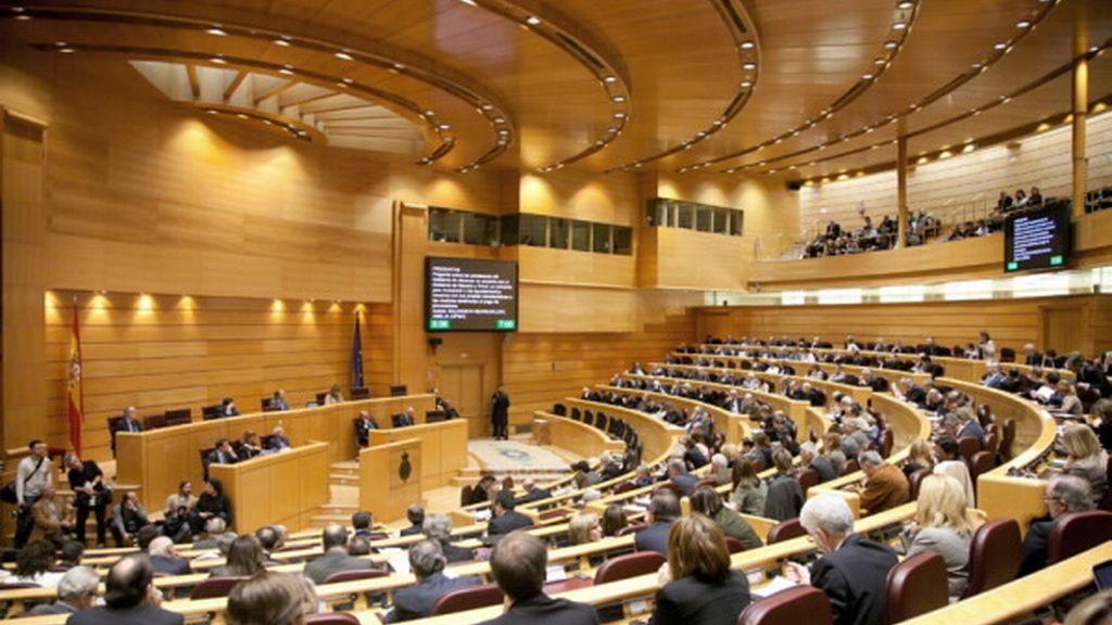 Senado Madrid