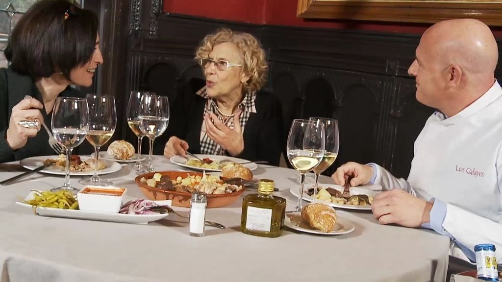 Manuela Carmena no perdona un euro