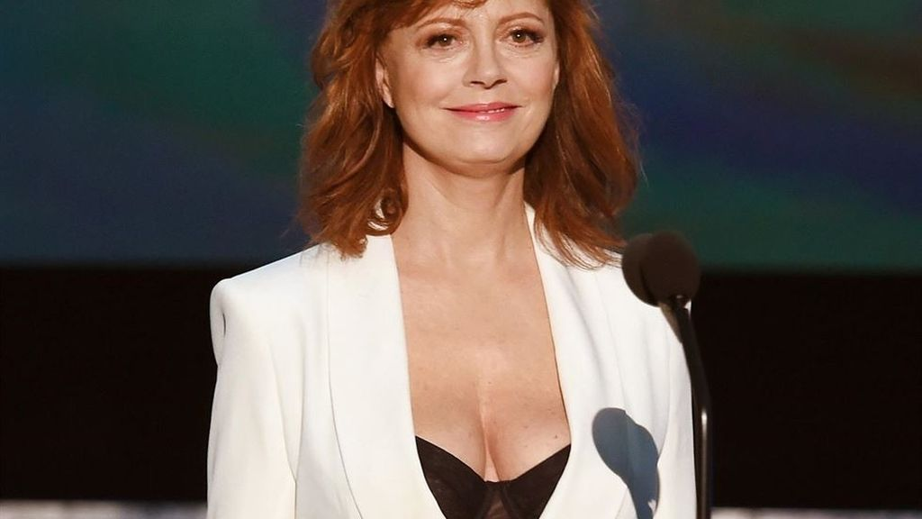 Susan Sarandon-Piers Morgan