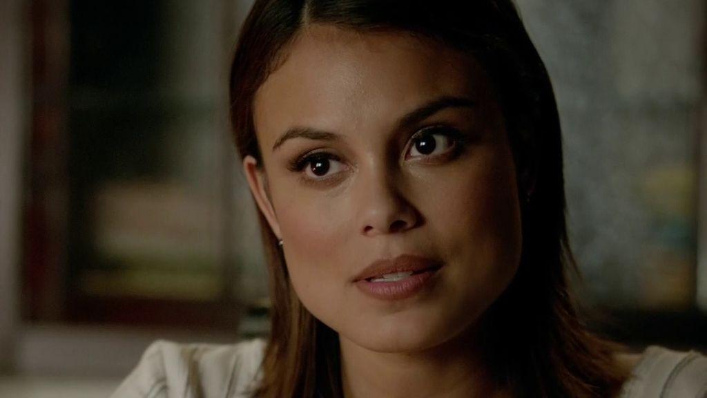 Nathalie Kelley es Sybil en 'Crónicas vampíricas'
