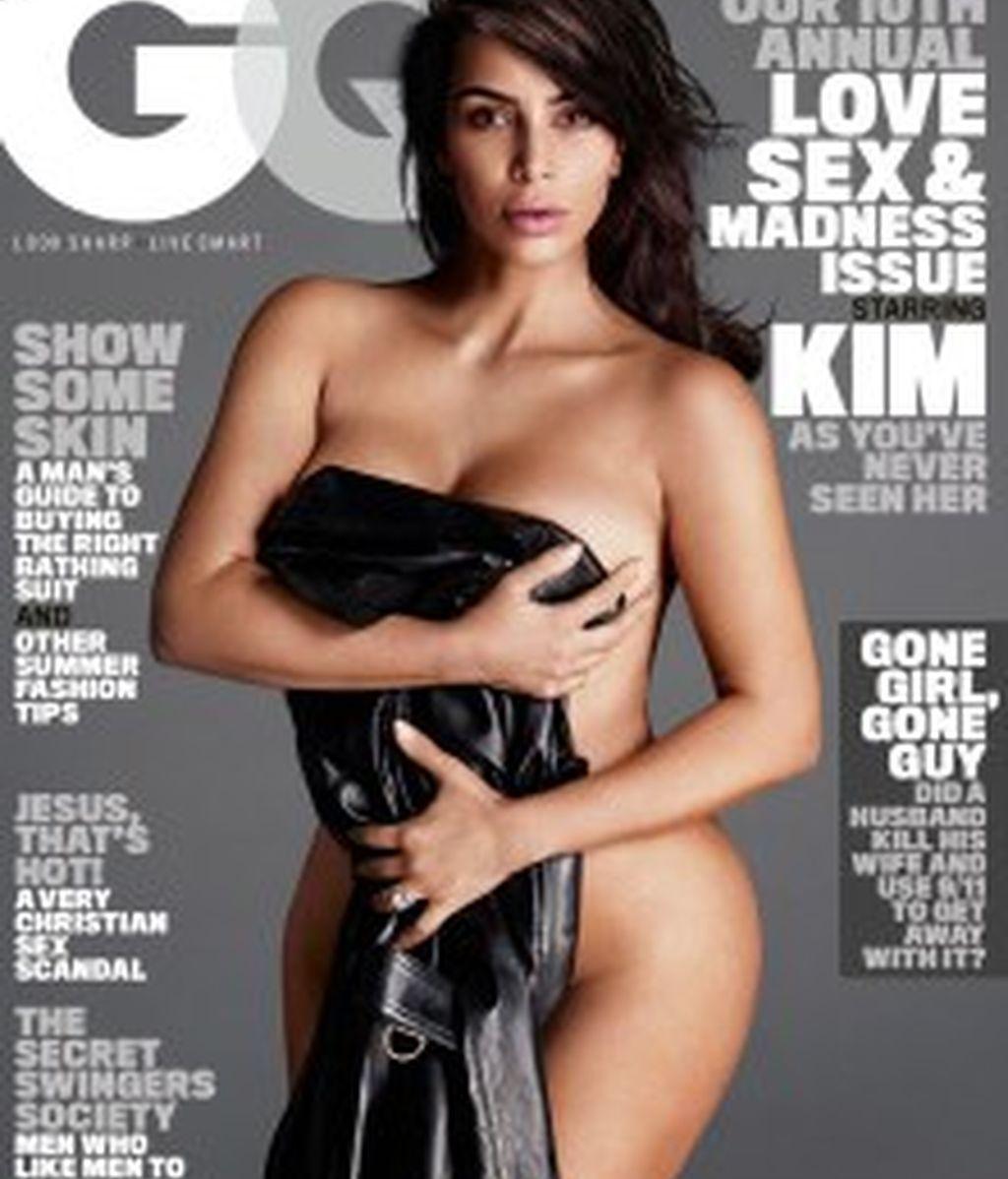 Kim Kardashian- GQ