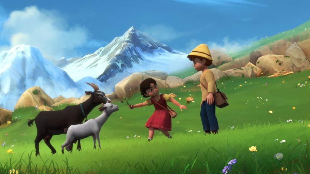 'Heidi' vuelve 40 años después en 3D
