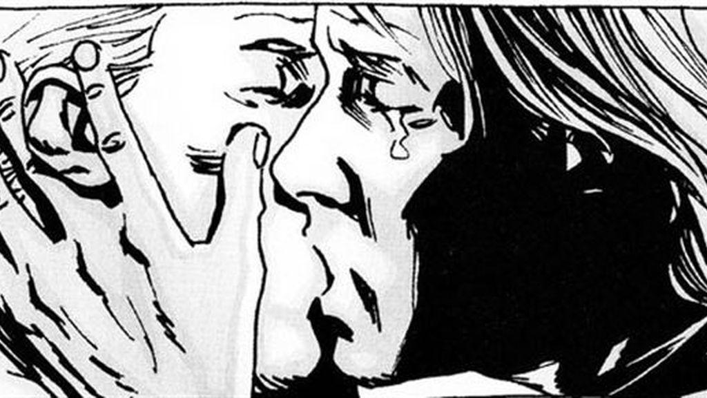 Comic Walkind dead