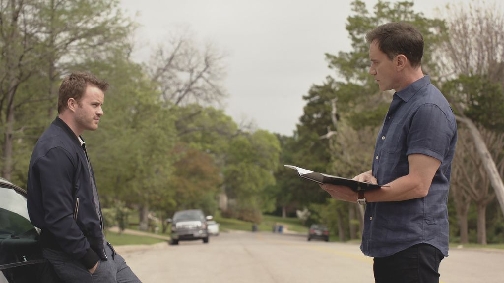 Imágenes de la serie 'Second Chance' que emite Cuatro