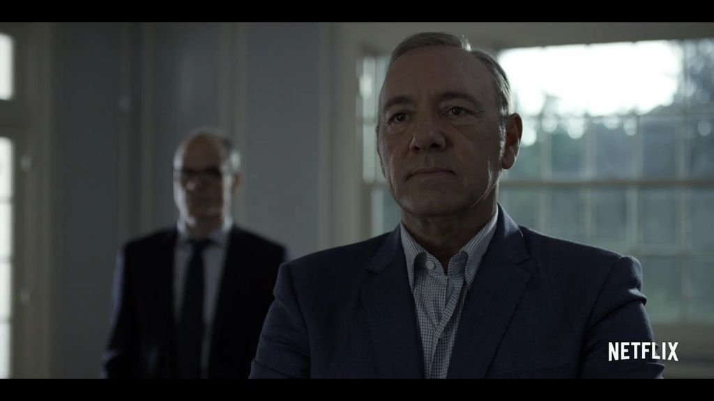 Estalla la guerra entre los Underwood en 'House of cards'