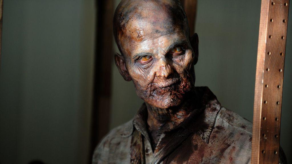 Zombi 'The walking dead', AMC