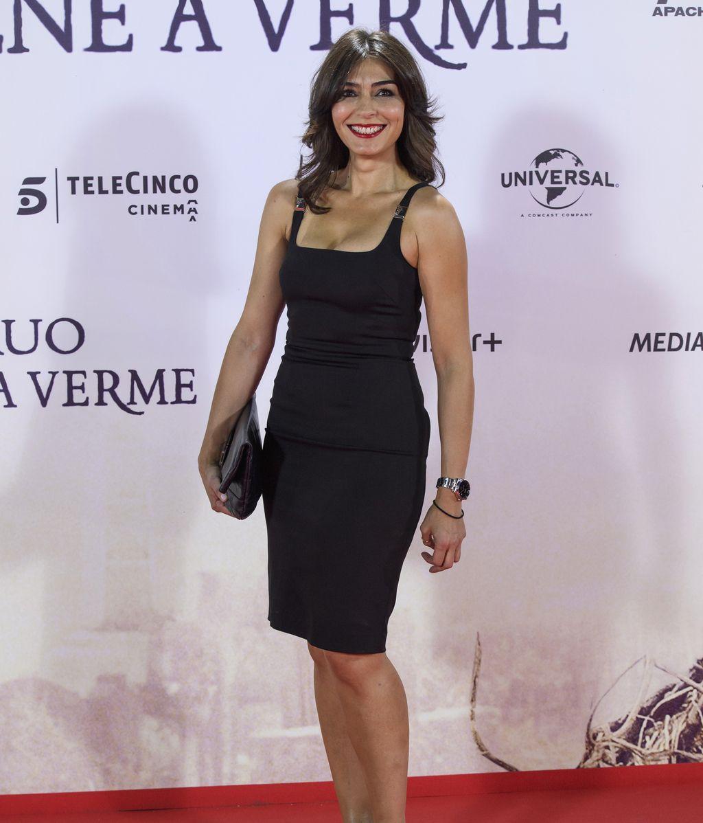 Marta Fernández, de 'Noticias Cuatro'