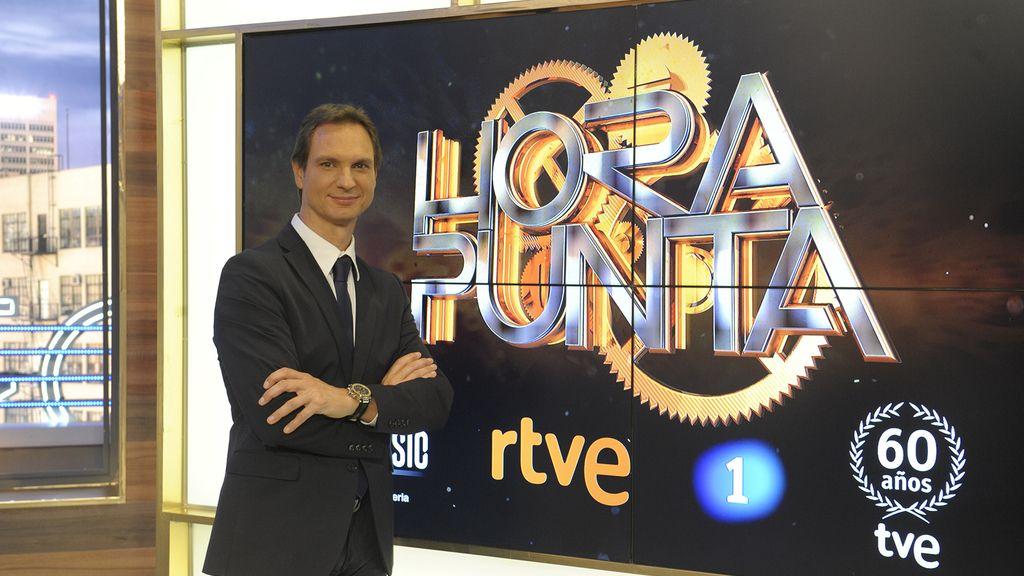 Javier Cárdenas en 'Hora punta'
