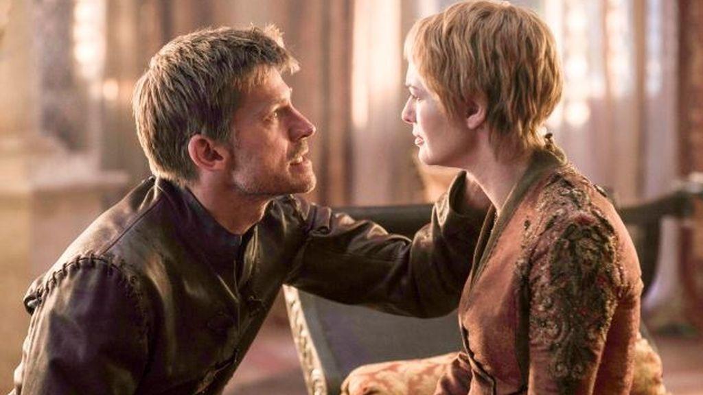 Jaime y Cersei - Juego de tronos