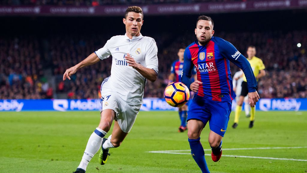 'Clásico' de LaLiga: Real Madrid Club de Fútbol vs. F. C. Barcelona