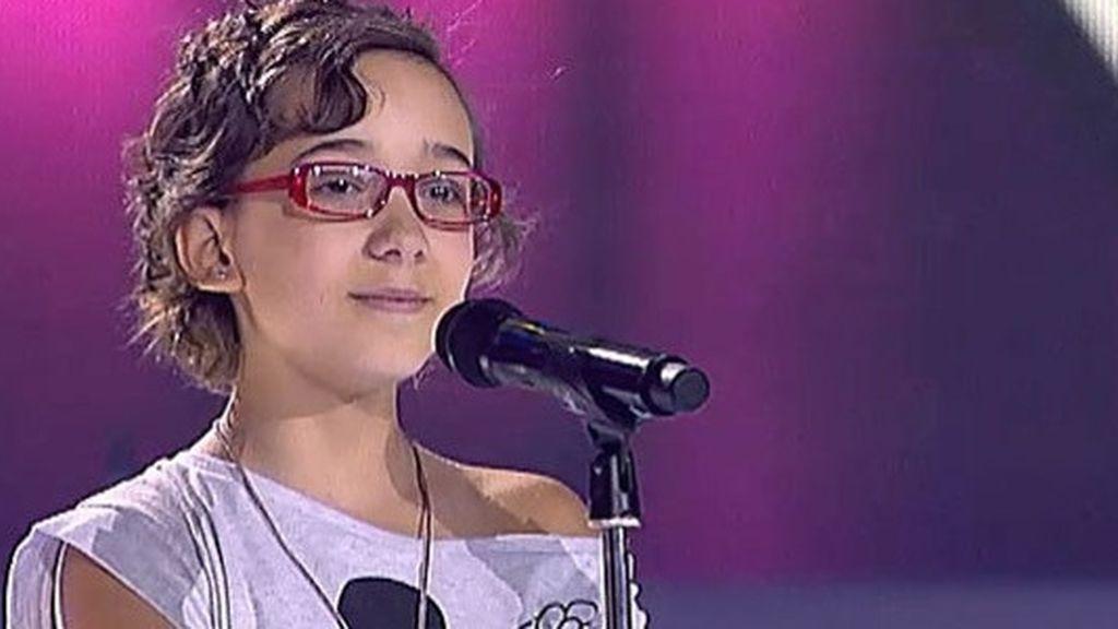 Iralia - La Voz Kids