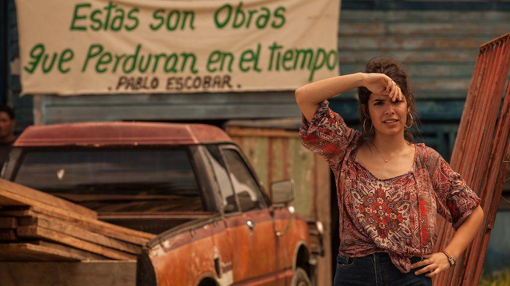 ClaudiaTraisac 'Escobar'