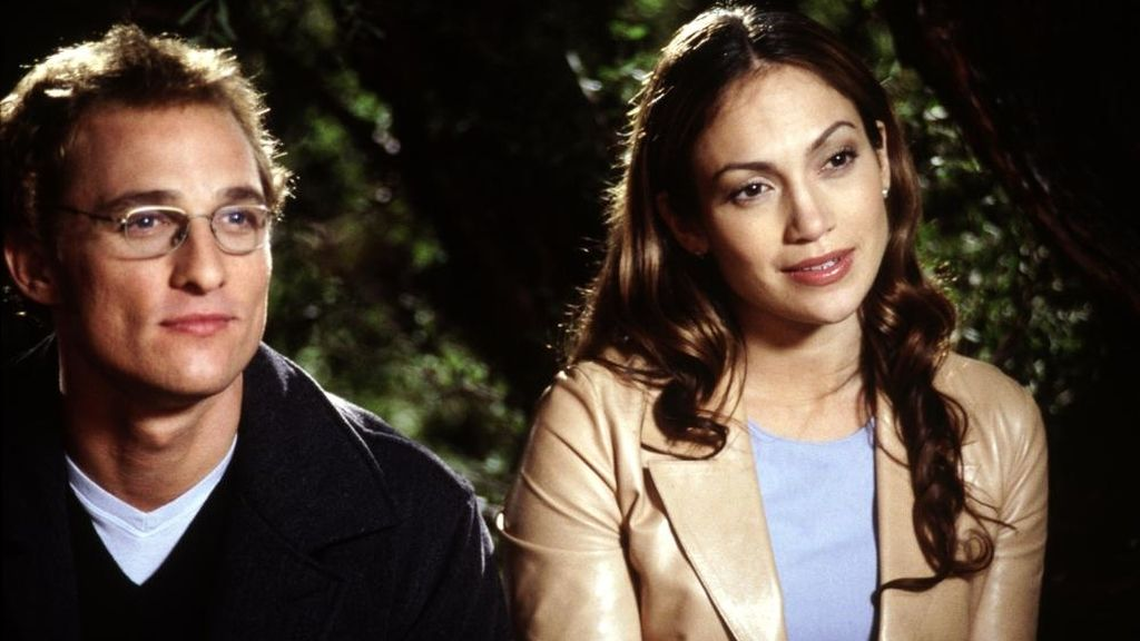 Jennifer López y Matthew McConaughey en Planes de boda