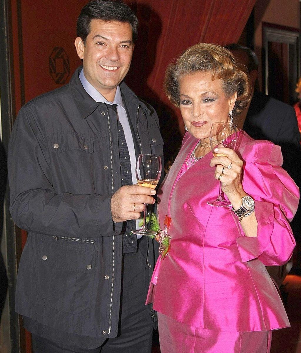 Augusto Algueró y Carmen Sevilla