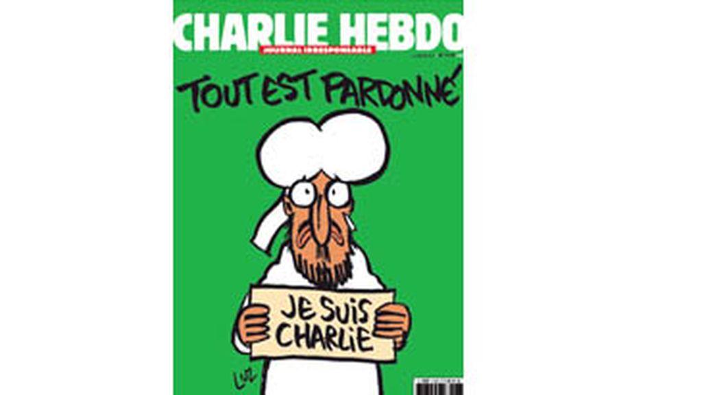 """Charlie Hebdo, """"Je suis Charlie"""""""