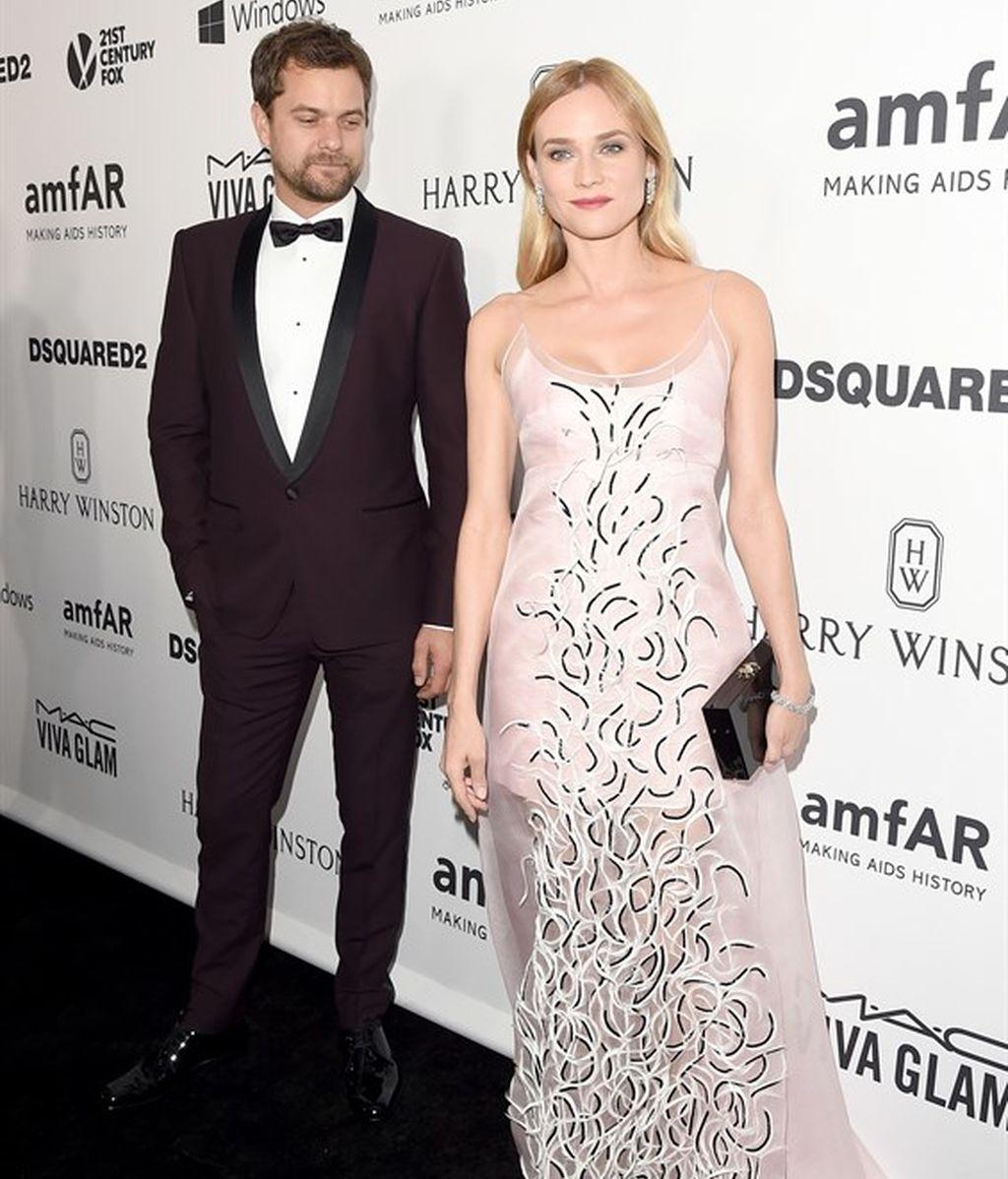 Diane Kruger y su ex.