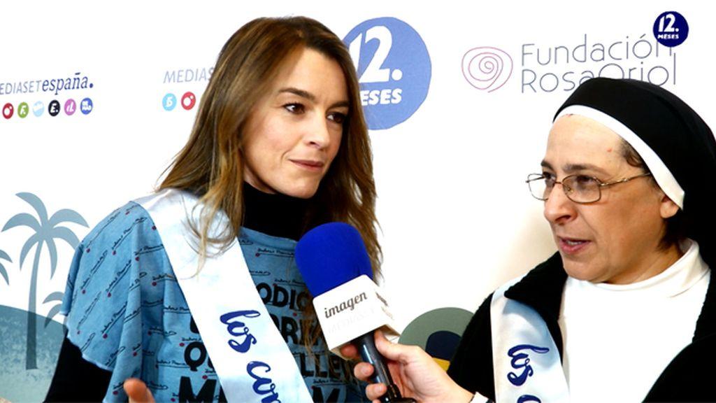 Mónica Martínez y Sor Lucía Caram ya están comprometidas ¿y tú?