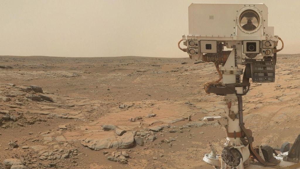 2003 rover Curiosity
