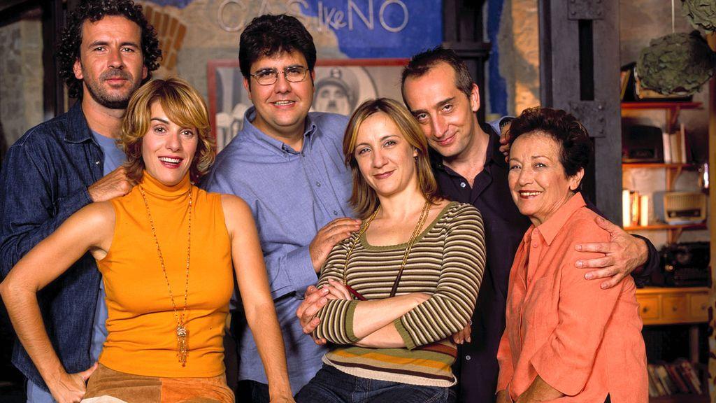 7 vidas, 2001