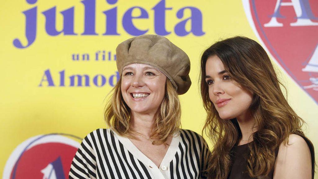 Adriana Ugarte y Emma Suárez