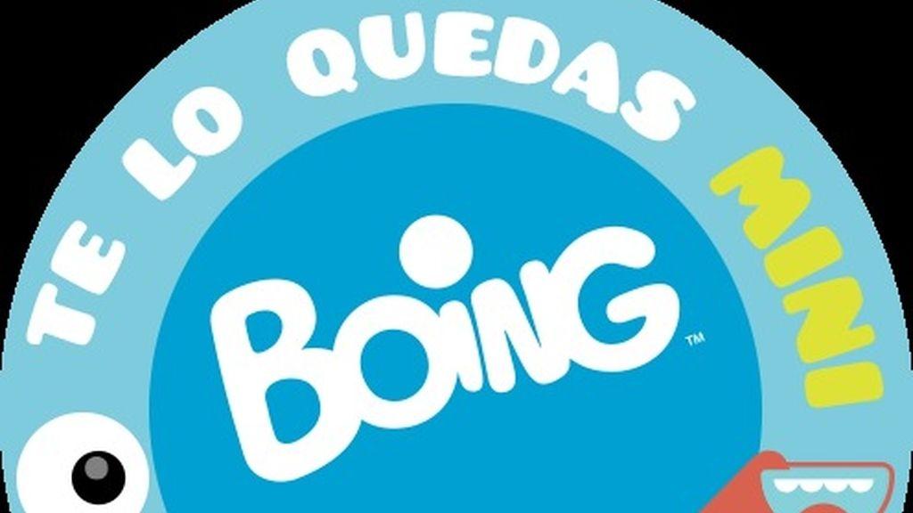 Boing - 'Te lo quedas mini'