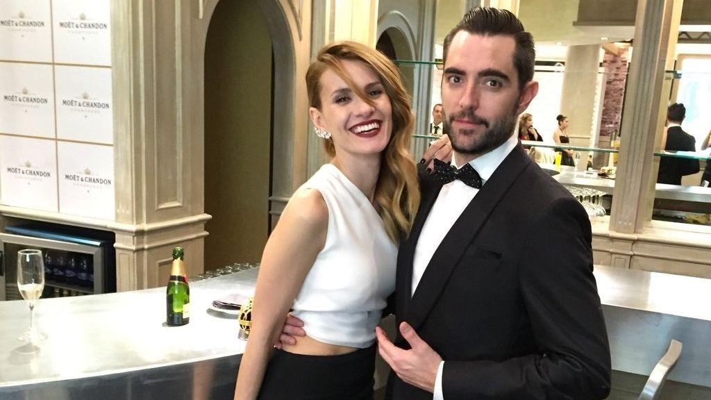 Dani Mateo y Elena Ballesteros