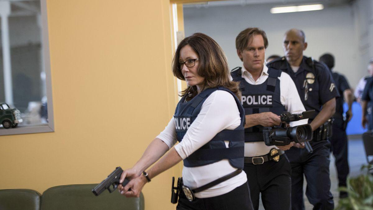 'Major crimes', quinta temporada en Divinity