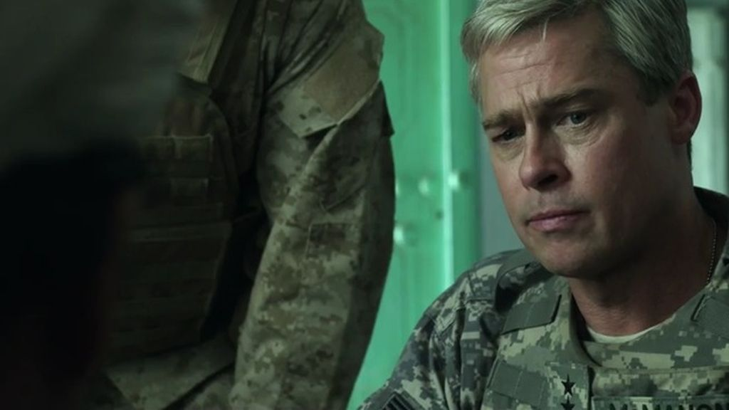 "Brad Pitt viaja a Afganistán para ""arreglar el desastre"" estadounidense"