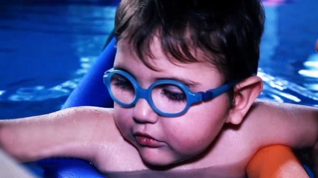 Conoce a Rubén, un niño muy especial con una enfermedad mitocondrial