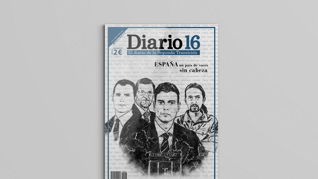 Portada Diario 16