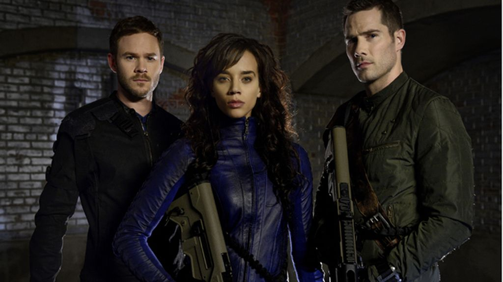 'Killjoys', cazarrecompensas intergalácticos que siguen órdenes de busca y captura