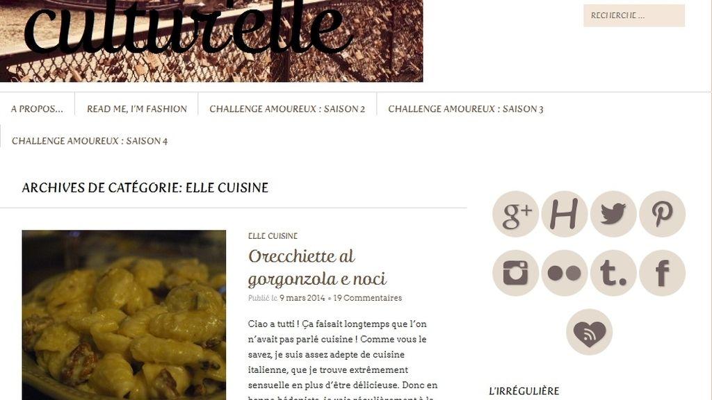 Blog francés 2