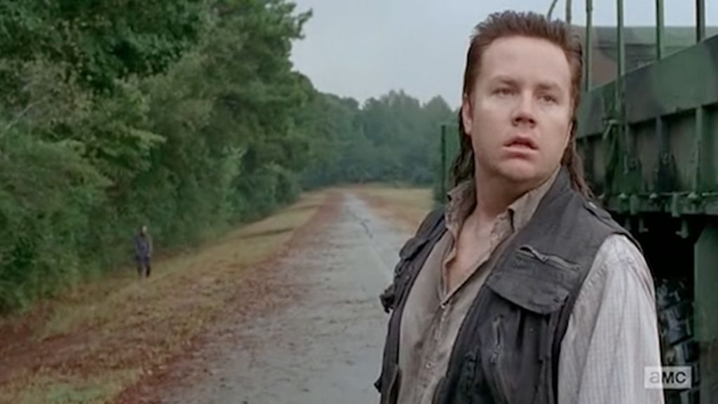 Personaje de Josh Mcdermitt en 'The walking dead'