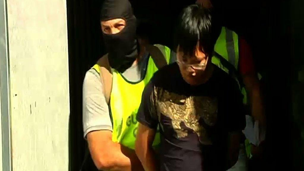 Desmantelada por la Guardia Civil una mafia china que traía a mujeres y las explotaba sexualmente en pisos clandestinos