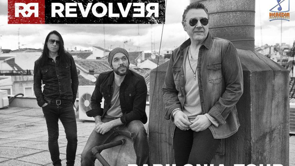 Compra tu entrada para la gira Babilonia Tour de Revolver en Taquilla Mediaset