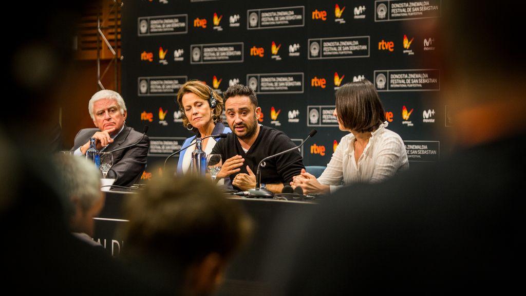Sigourney Weaver - Un monstruo viene a verme - San Sebastián