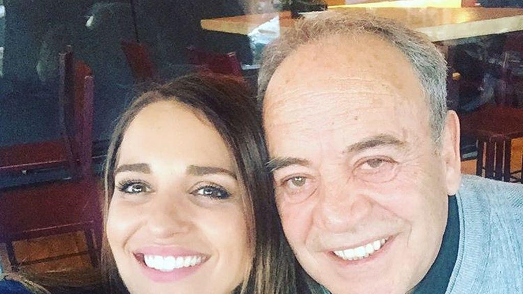 Paula Echevarría y Tito Valverde
