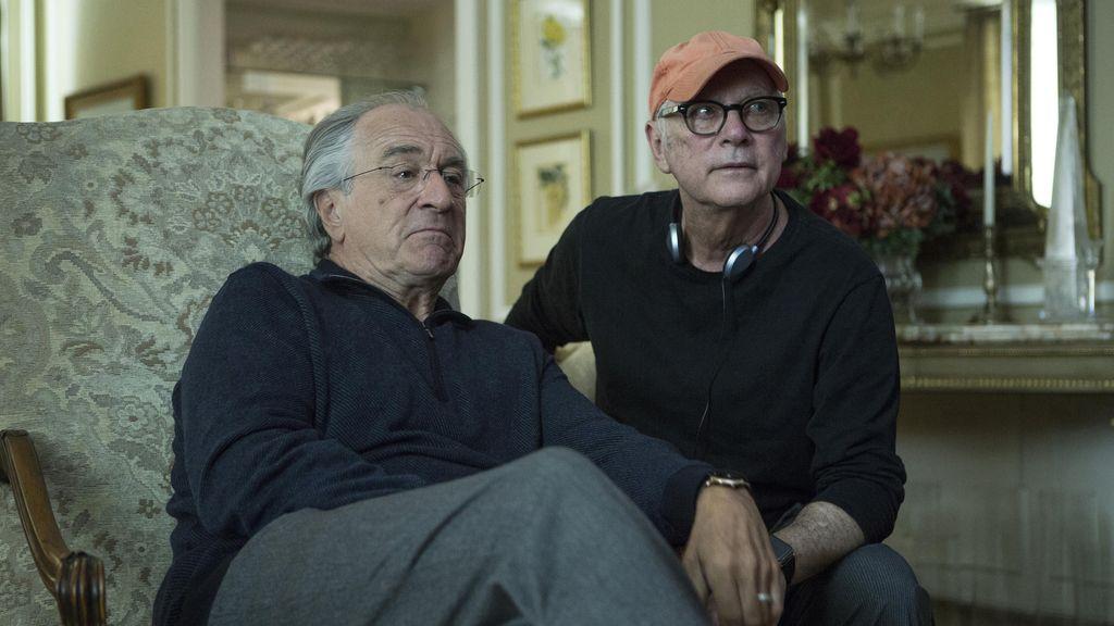 Imágenes promocionales de la película de HBO 'The wizard of lies'