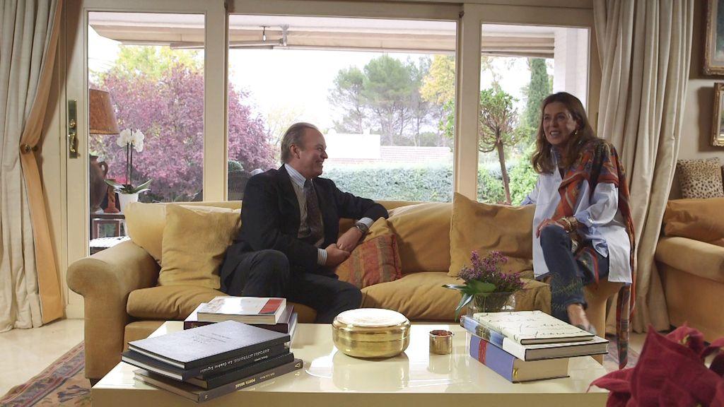 Arturo Fernández y Bertín Osborne. 'En tu casa o en la mía'